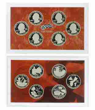 Rare 2009 US Mint District Of Columbia & U.S.