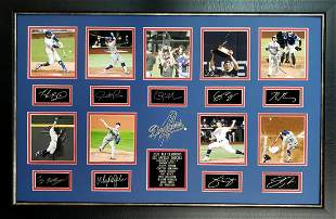2020 Dodgers World Series Commemorative Memorabilia