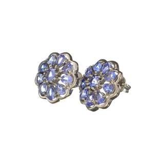 APP: 3.1k Fine Jewelry 4.00CT Mixed Cut Tanzanite And