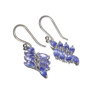 APP: 2.1k Fine Jewelry 3.10CT Marquise Cut Tanzanite