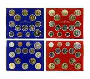 Rare US Uncirculated 2012 Mint Proof Set Great