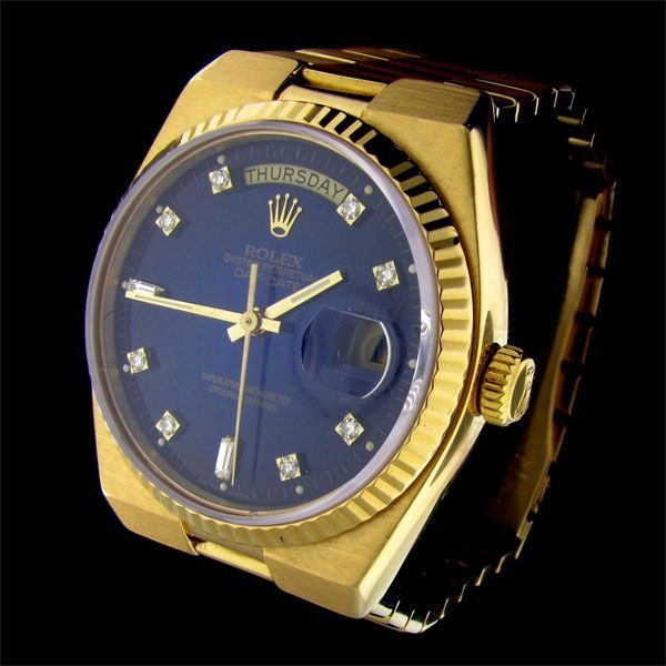 Rolex 18 kt. Gold Day Date, The President Watch