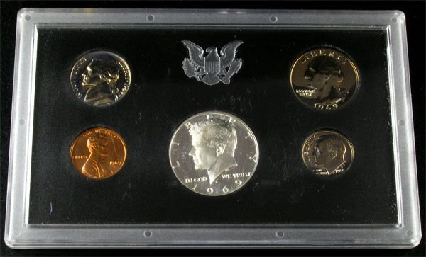 1969 U.S. Proof Set Coin - Investment