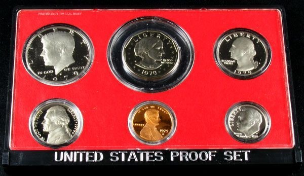 1979 U.S. Proof Set Coin - Investment