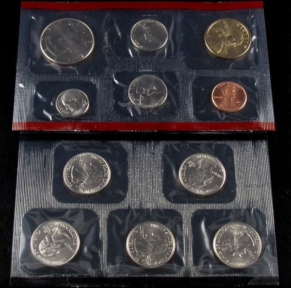 2005 U.S. Mint Set Coin - Investment