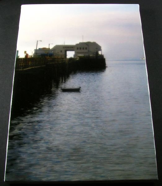 Old Port - Stretched Canvas Giclée Print