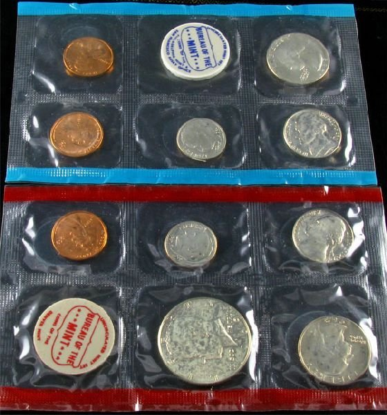 1969 U.S. Mint Set Coin - Investment