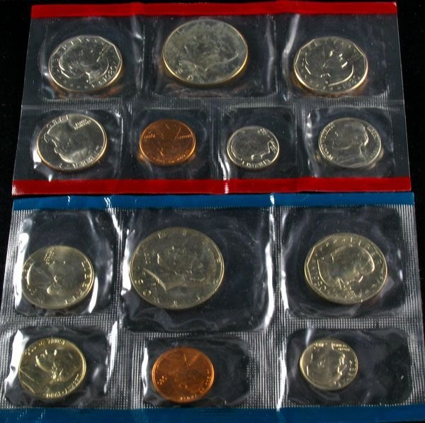 1980 U.S. Mint Set Coin - Investment