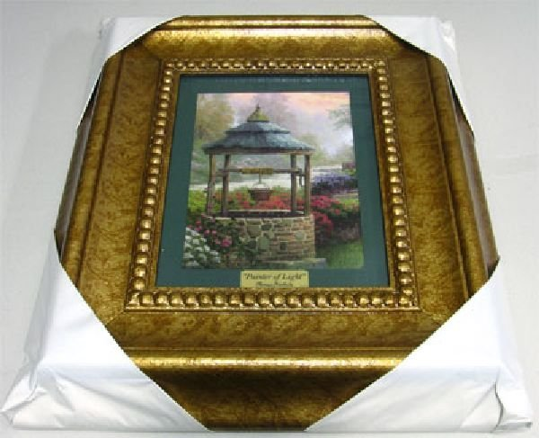 Thomas Kinkade -Painter of Light- Framed Calendar Print