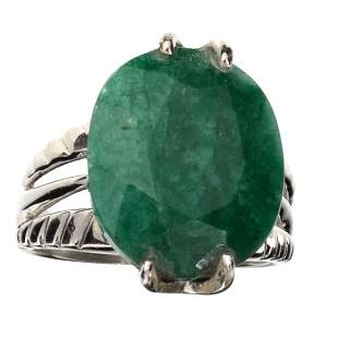 APP: 1k Fine Jewelry Designer Sebastian 9.33CT Oval Cut