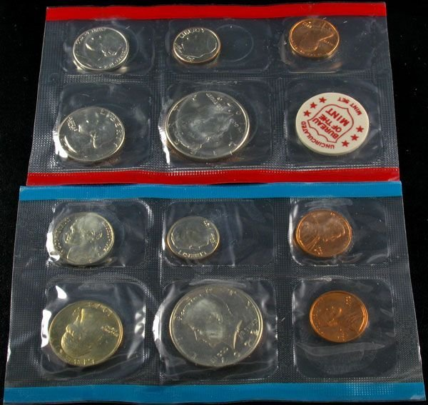 1972 U.S. Mint Set Coin - Investment