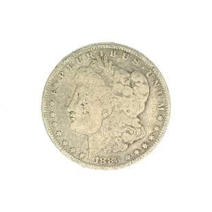 1883-S U.S. Morgan Silver Dollar Coin