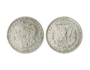 Rare 1921 US Morgan Silver Dollar Great Investment