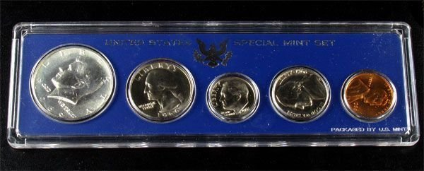 1966 U.S. Mint Set Coin - Investment