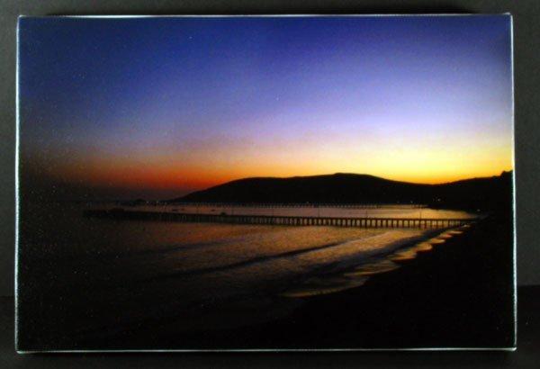 Avila Sunset - Stretched Canvas Giclée