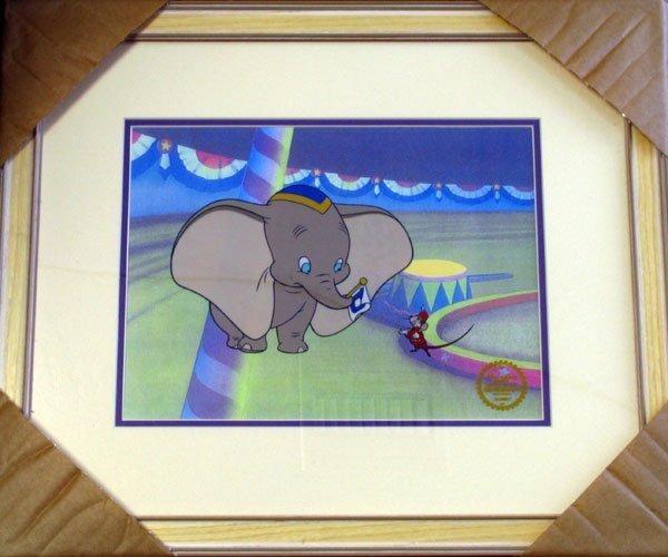 Limited Edition Walt Disney Dumbo Serigraph