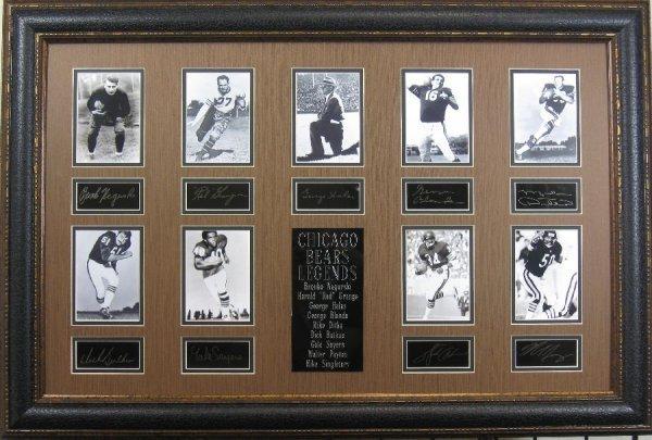 Chicago Bears Legends