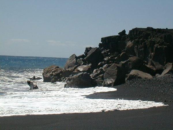Hawaii Land, 7750 SQ.FT. Black Sand Beach - B&A $279/mo