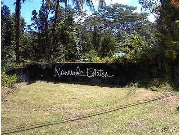 Hawaii Land, 8,040 SQ.FT. Nanawale Estates- B&A $279/mo