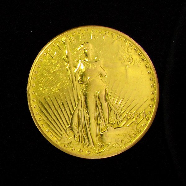 1924 $20 Saint-Gaudens Gold Coin - Investment
