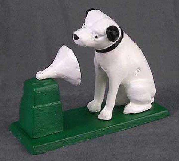 Radio Dog Bank - Collectable