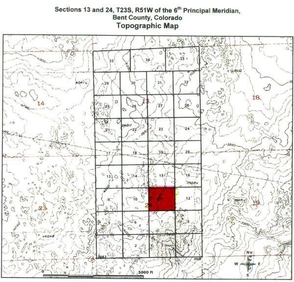 GOV: CO LAND, 35 AC. $19,751@$229/mo HUNTING/CAMPING! - 4