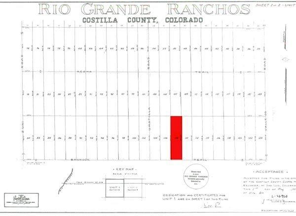 GOV: CO LAND, 5 AC. $12,914@$149/mo NO QUAL. FINANCING! - 2