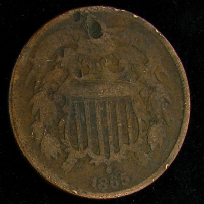 Two Cent Coin - Investment