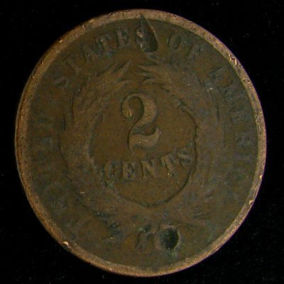 Two Cent Coin - Investment - 2