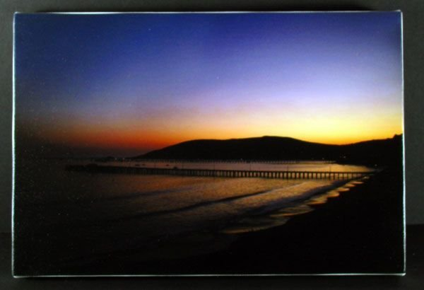 Avila Sunset - Stretched Canvas Giclée