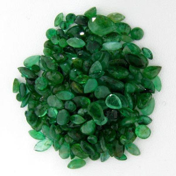 APP: 10.4k 51.92CT Mixed Emerald Parcel
