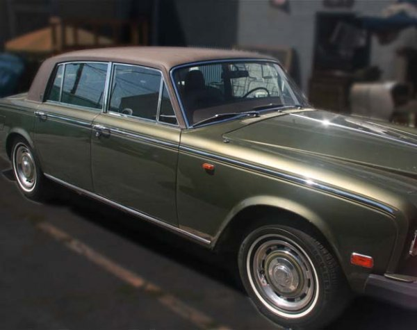 1975 Rolls Royce-Sold with Reserve-Great Condition