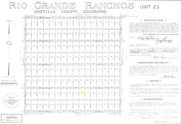GOV: CO LAND, 5 AC. STRAIGHT SALE MOUNTAIN RANCHETTE! - 2