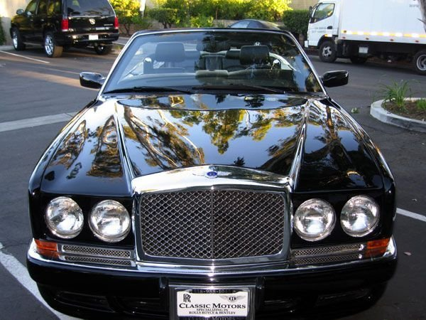 2001 Bentley Azure Convertible,  Special T Package - 3