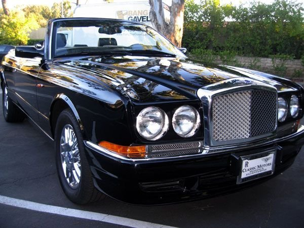 2001 Bentley Azure Convertible,  Special T Package - 6