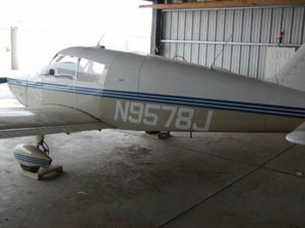 1967 Piper Cherokee PA 28-180 Single Engine Plane - 2