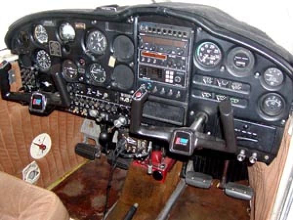 1967 Piper Cherokee PA 28-180 Single Engine Plane - 3