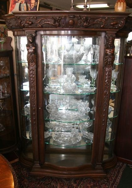 RJ Horner China Cabinet - Mint Condition