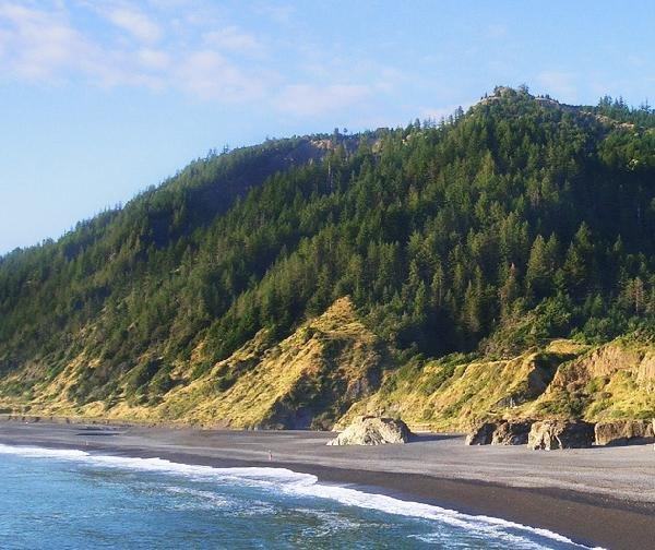 GOV: CA LAND, SHELTER COVE-COASTAL RESORT AREA-INVEST