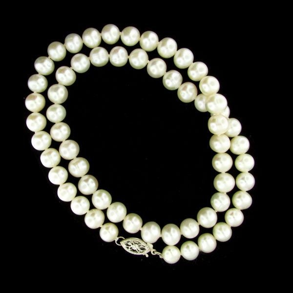 """17"""" Pearl Necklace"""