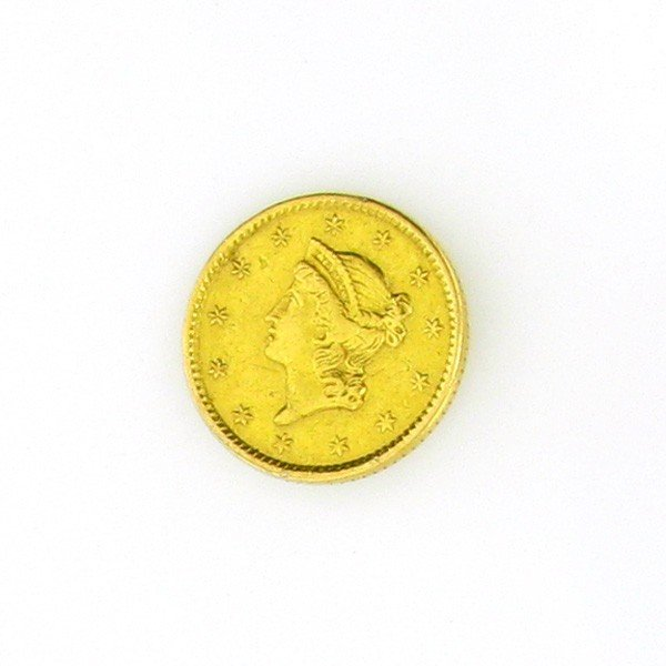 U.S. Gold $1 Coin - Investment