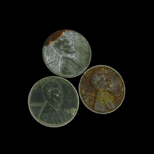 1943 Misc One Centt Coin - Investment
