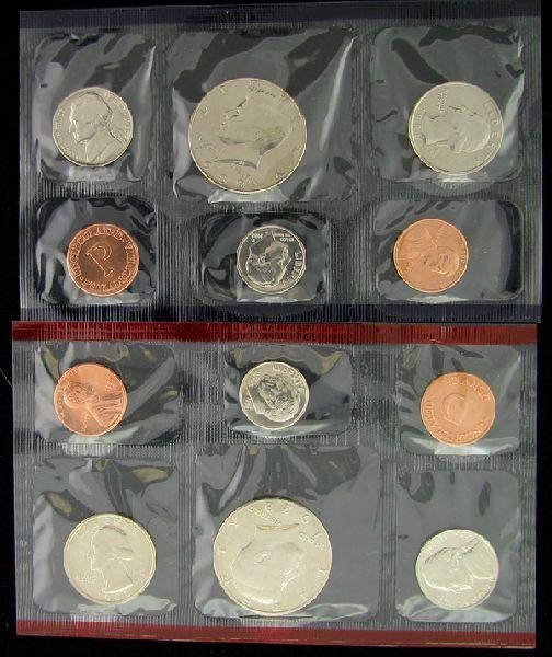 1988 U.S. Uncirculated Mint Set Coin - Investment