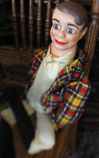 Jimmy Nelson's Danny O'Day Ventriloquist Dummy