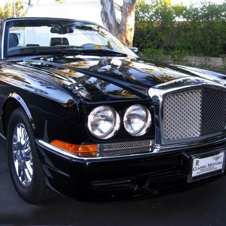 2001 Bentley Azure Convertible,  Special T Package