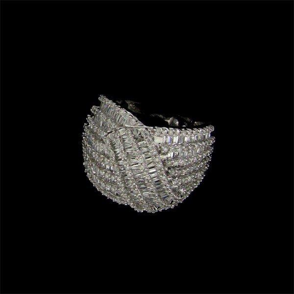 APP: 29.5k 14 kt. White Gold, 2.05CT Diamond Ring