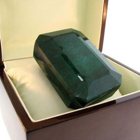 APP: 295.7k 1,182.80CT Emerald Gemstone