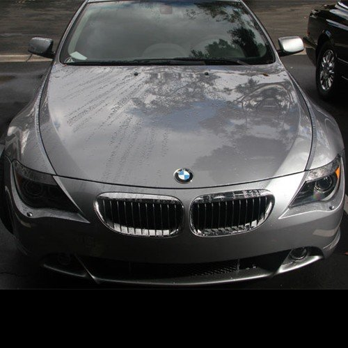 2004 BMW 645 Coupe Fully Loaded, F1 Shifter