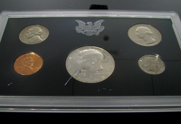 1968 U.S. Proof Set Coin - Investment