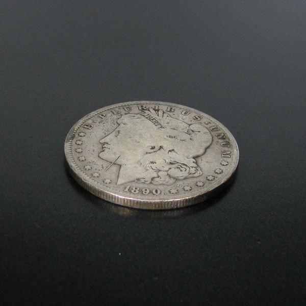 1890-O U.S. Morgan Silver Dollar Coin - Investment